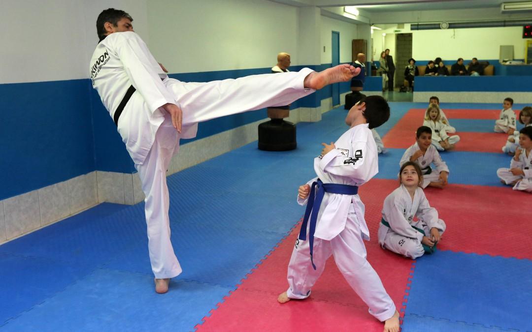 À la découverte du Taekwondo Art martial pour tous – Corse Matin